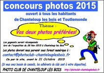 concours photos 2015