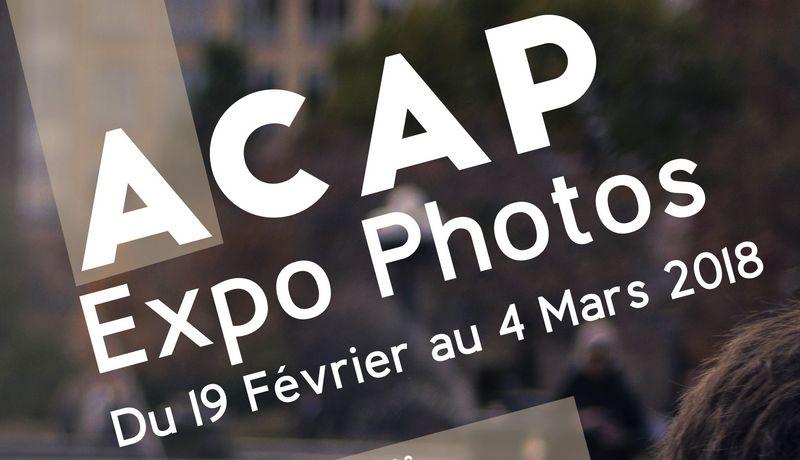 Exposition annuelle 2018 de l'ACAP Cholet