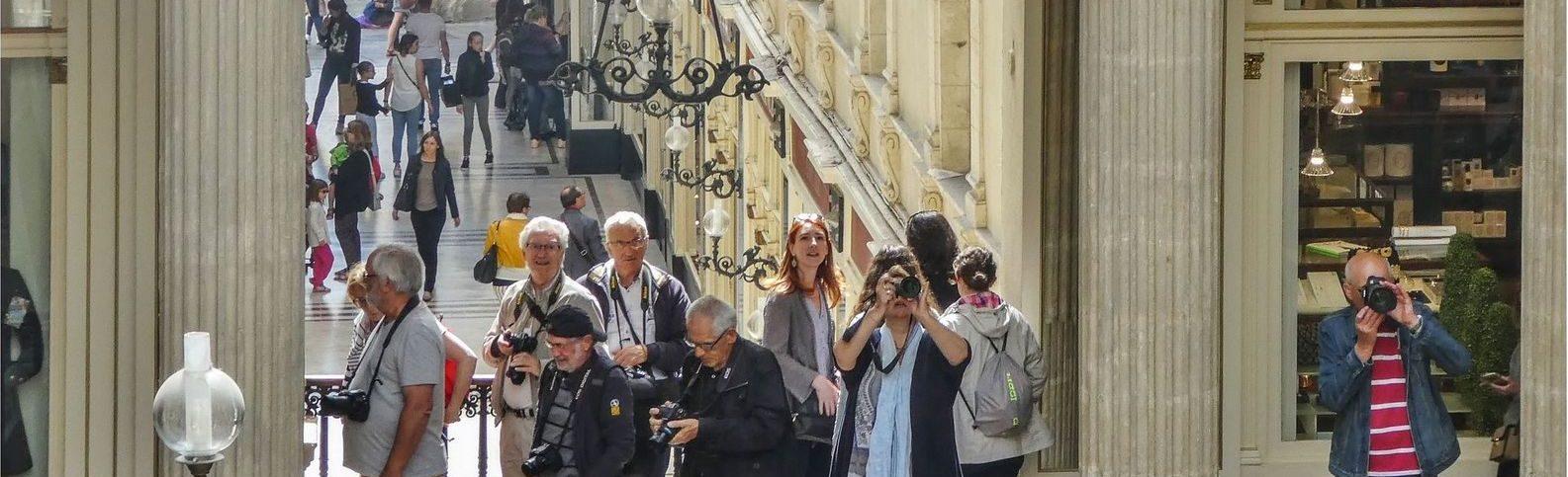 Sortie urbaine à Nantes le 19 Mai 2018