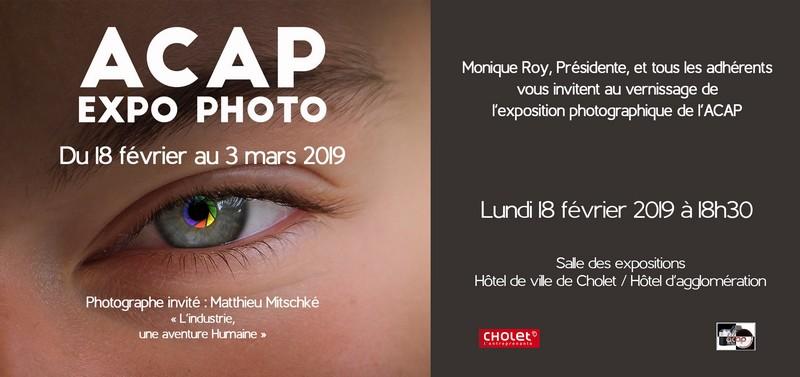 invitation 2019 ACAP